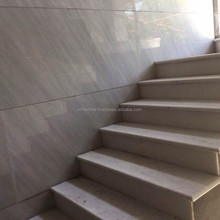 Vietnam Milky White Marble for Stair Step