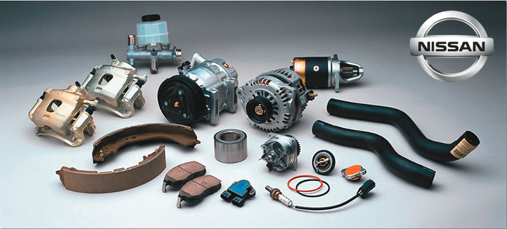 Nissan OEM Car Parts from Germany
