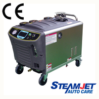 steam car wash machine