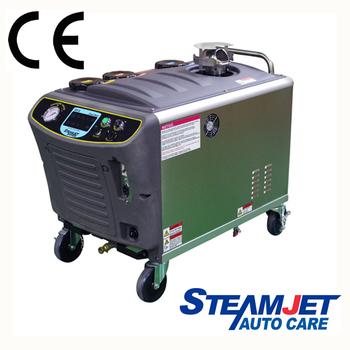Diesel Steam Jet Mobile Car Wash Machine