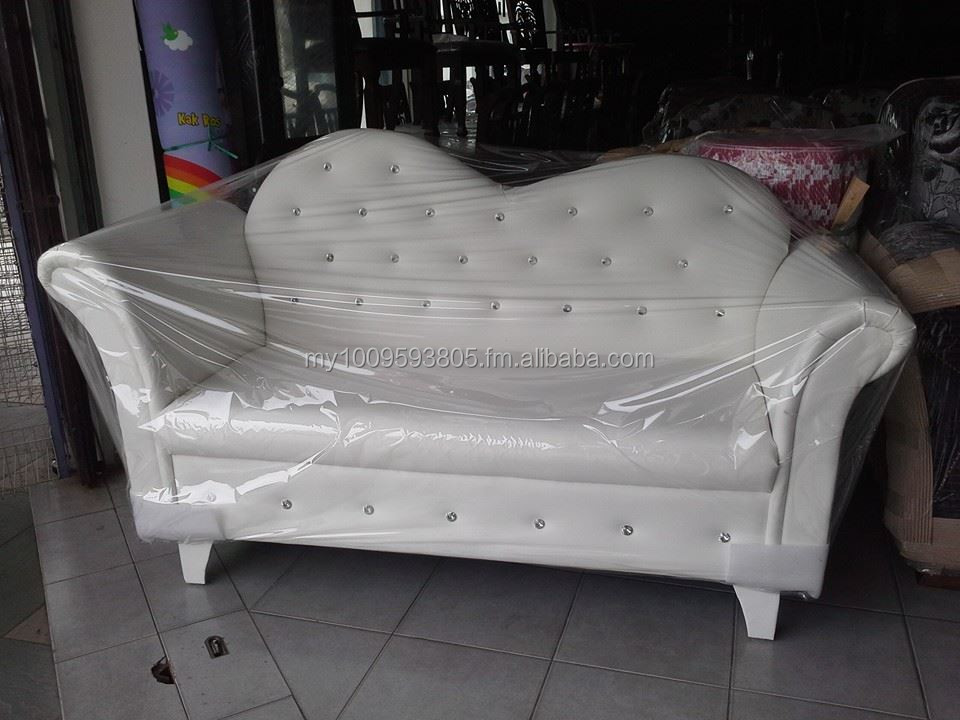 DOUBLE SEATER WEDDING SOFAS