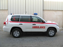 Ambulances Land Cruiser
