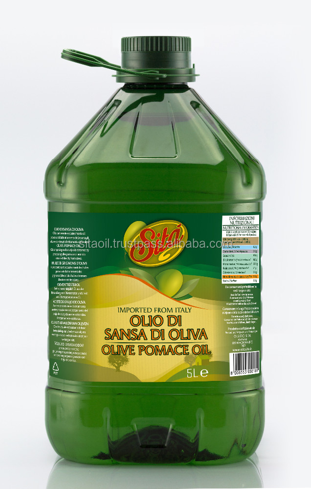 POMACE OLIVE OIL - SITA - 5L PET