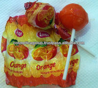 10 gms Mix Fruits lollipops