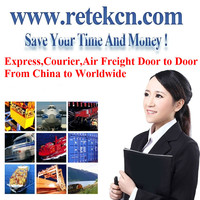 discount door to door courier service Xiamen to El Salvador