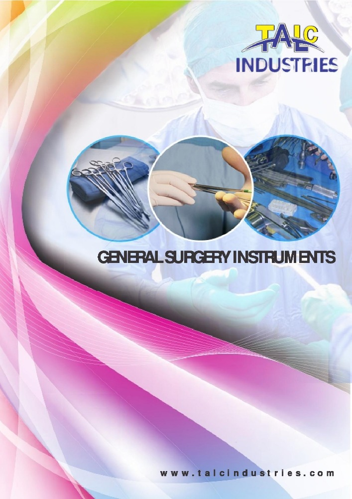 Adult and Neonate Surgical Instruments
