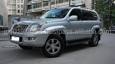 USED CARS - TOYOTA LAND CRUISER D-4D PRADO PICK UP (LHD 7169 DIESEL)
