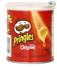 Original Pringles Potato Chips all Flavours avail