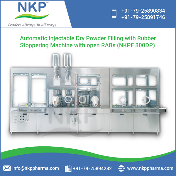 Top Quality Material Made High Speed Dry Powder Filling Machine for Various Industries