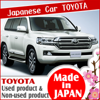 Durable and tough v8 diesel toyota land cruiser cars toyota with multiple functions made in Japan