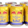 RB Energy Drink Can 250ml Gold