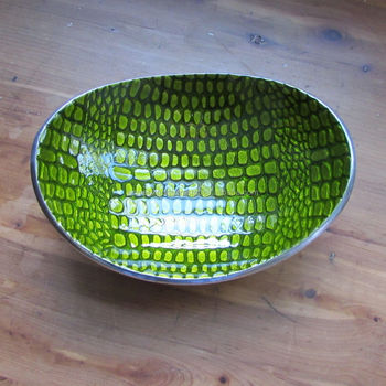 Design Enameled Fruit & Salad Bowl | Aluminum Enamel Bowl