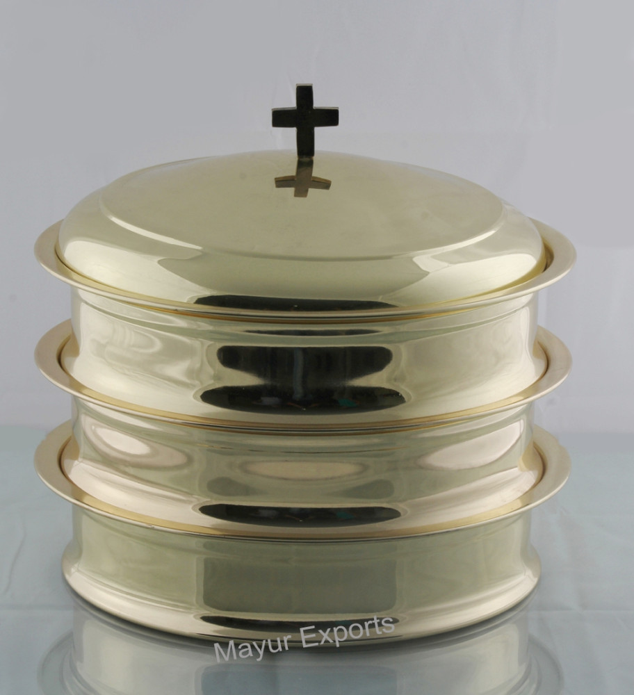 Stainless Steel Communion set