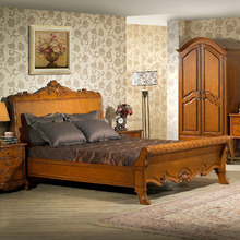furnitures of house factory offer luxury bedroom furniture king size