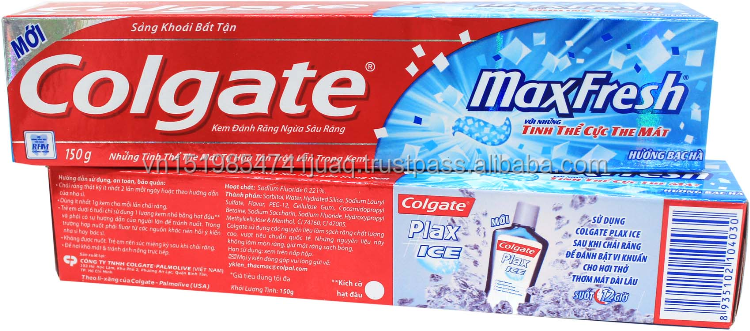 BEST SELLING & HIGH QUALITY COLGATE TOOTHPASTE