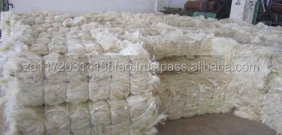 Top Quality UG Grade Sisal Fiber For Sale