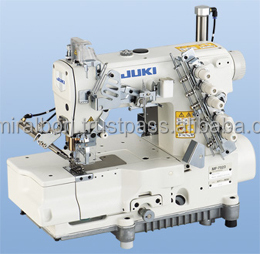 Juki MF-7923D Semi-dry-head, Cylinder-bed, Top and Bottom Coverstitch Machine