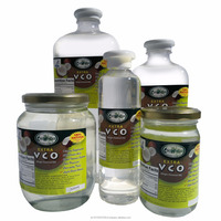 500ml - EXTRA VIRGIN COCONUT OIL, Cold Press, Expeller Process