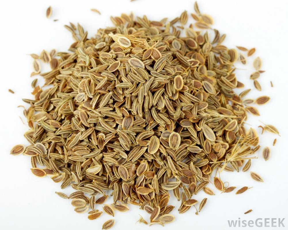 Natural Dill Seed Oil