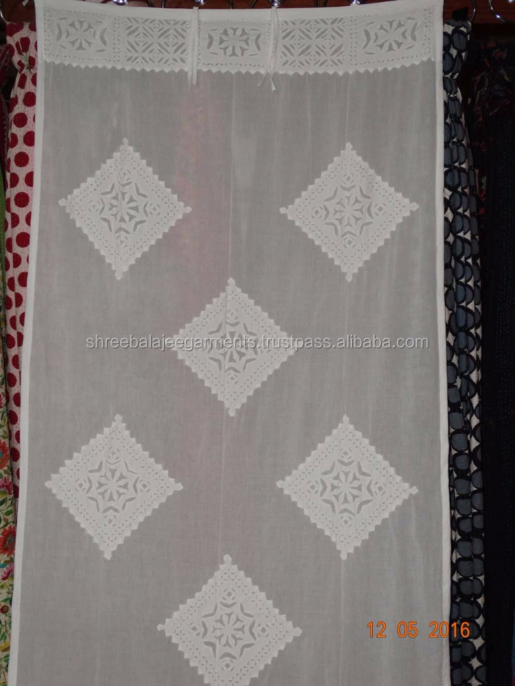 100% Indian Cotton Curtain