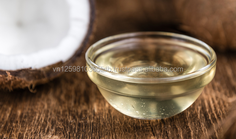 RBD Coconut Oil - Exporting from Vietnam with High Standard