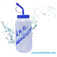 Portable Sport Bottle with Activated Carbon(MADE IN USA)
