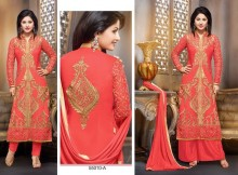 Designer party wear heavy pakistani anrakali style suits
