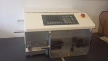 Used Schleuniger PS9500 Automatic Wire Cutting and Stripping Machine