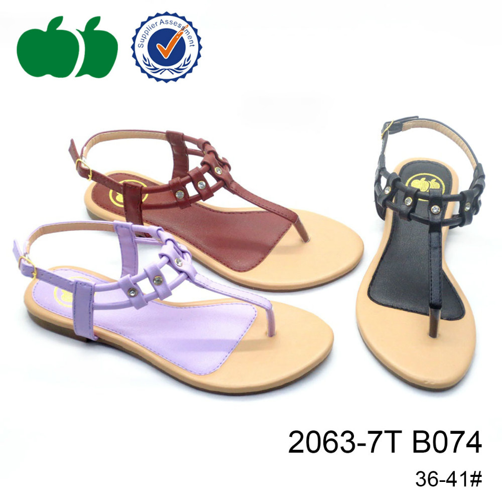top fashion tpr sole sandals
