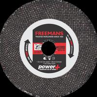 FREEMANS POWER Plus 4 INCH CUT OFF WHEEL (BlacK)