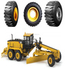 Tires Tyre for Wheel Loader Motor Grader Road Roller 17.5-25 20.5-25 23.5-25