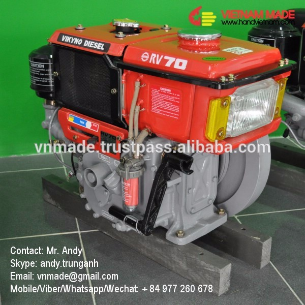 New Vikyno from vietnam diesel engine