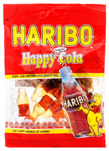 HARIBO HAPPY COLA JELLY CANDY PACK 80G