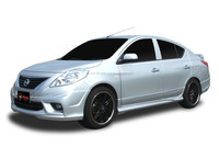 Nissan Almera 2012 Parto Body Kit