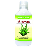 Natural Aloe vera for skin Health