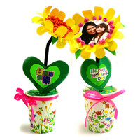 DIY Mother's/Teacher's Day Flower Pot 10 Pack