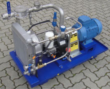 Atlas Seis MCB90 Biogas Compressor 7.5kW 12Bar 400v/50hz