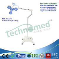 TMI-HEX-63 Factory price beautiful light led shadowless operating lamp used false ceiling light x