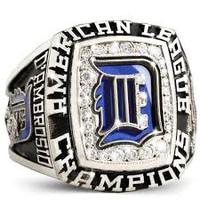 2006 DETROIT TIGERS WHOLESALE COSTUMIZED RING CHAMPIONSHIP RING