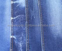 100% cotton material durable 300 gsm Denim fabric