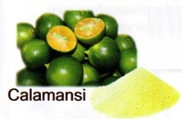 All-Natural Spray Dried Calamansi Powder