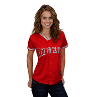 Women Baseball Jersey