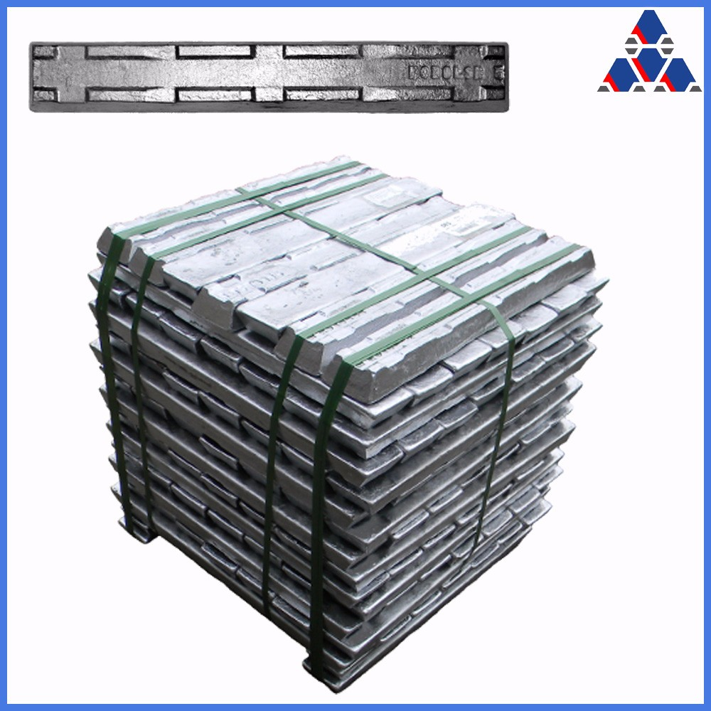 High purity aluminium ingot for sale - alloy DIN 231A, DIN 233, AlSi12Cu1(Fe)