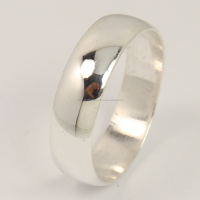 New Collection Ring All Sizes PLAIN No Stone 925 Sterling Silver Jewellery ! Wholesale Store