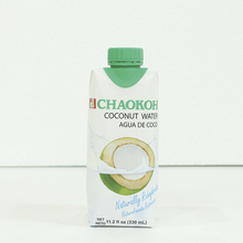 CHAOKOH UHT Coconut Water Packed in Aseptic box (330 ml)