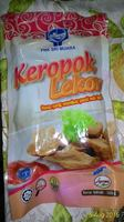 long fish crackers snack HALAL (keropok lekor)