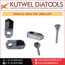 Durable Effective Custom Made Posalux Tools for Mirror Finish Polishing