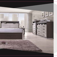 Chipboard Furniture Bedroom Set 1