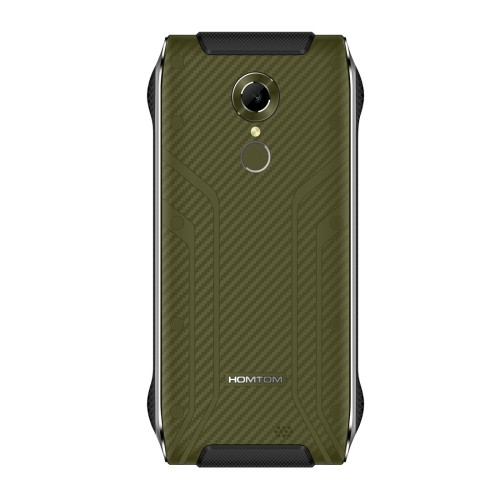 HOMTOM HT20 16GB, Network: 4G,CE & RoHs Certificated, IP68 Waterproof Dustproof Shockproof, Fingerprint Recognition