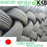 Japanese Premium High Grade car tires passenger, used tires with high performance